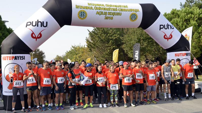 koşu atletizm açılış-koşusu istanbul-üniversitesi