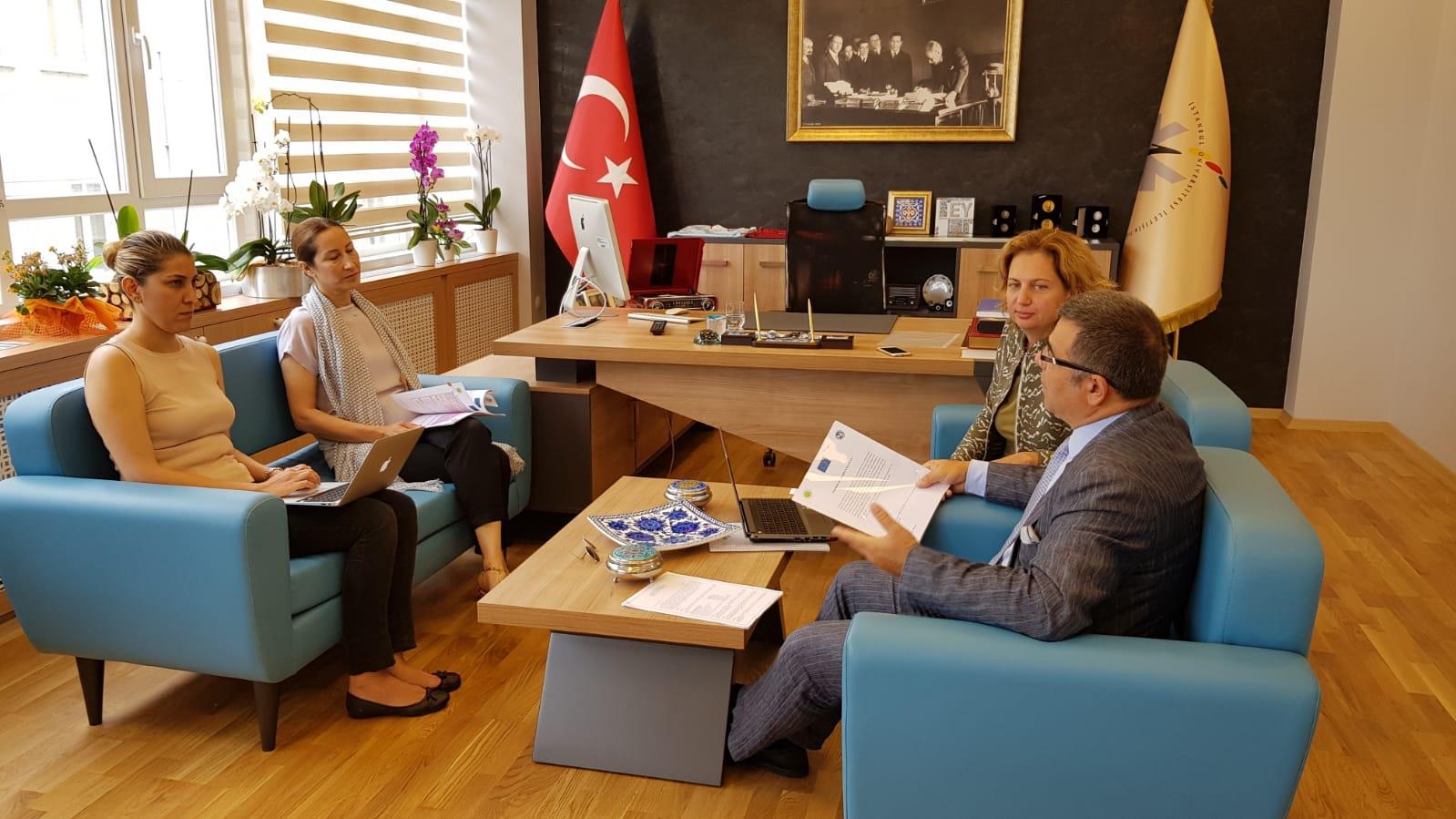 """İstanbul-Üniversitesi-""""Horizon-2020-Çerçeve-Programı""""-Kapsamında-WESREF-IU-Projesi-ile-Desteklenmeye-Hak-Kazandı"""