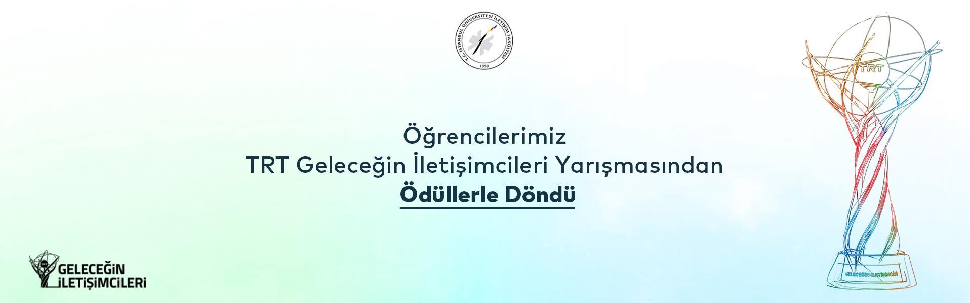 TRT ödül yarışma