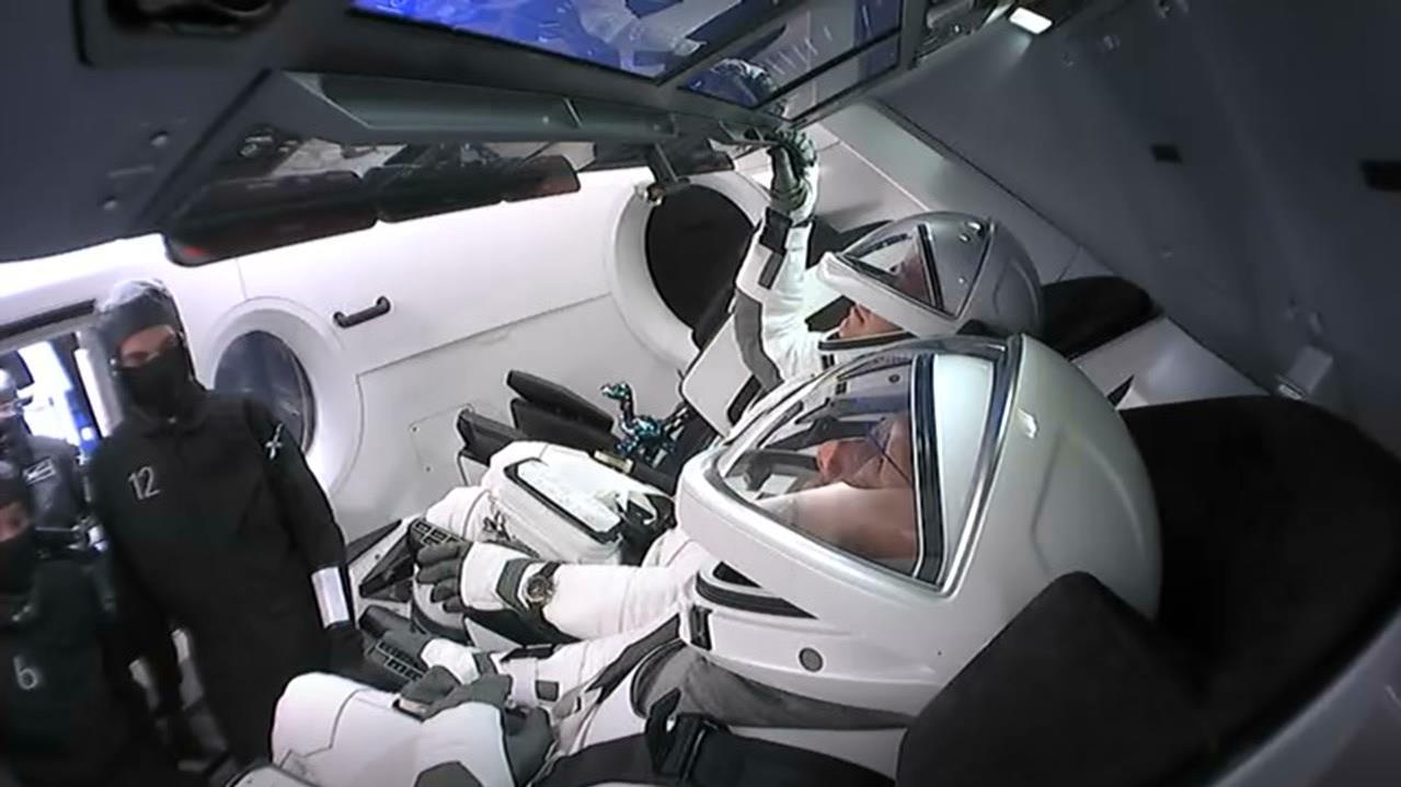 spacex crew-dragon
