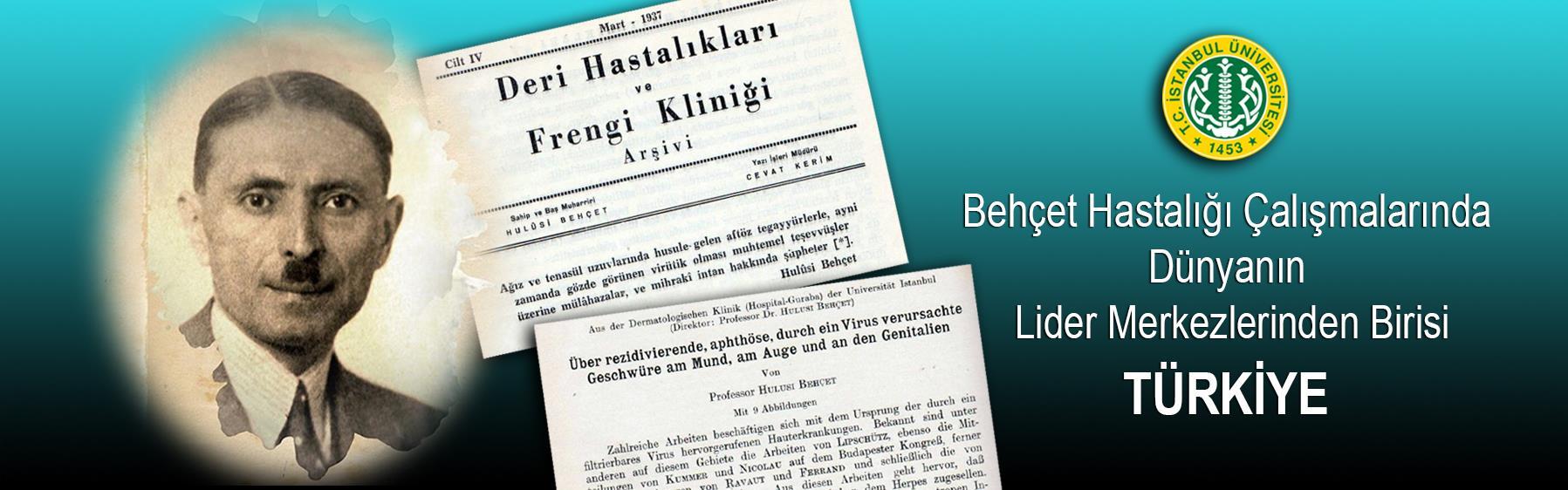 """""""Türkiye-Behçet-Hastalığı-Çalışmalarında-Dünyanın-Lider-Merkezlerinden-Birisi"""""""