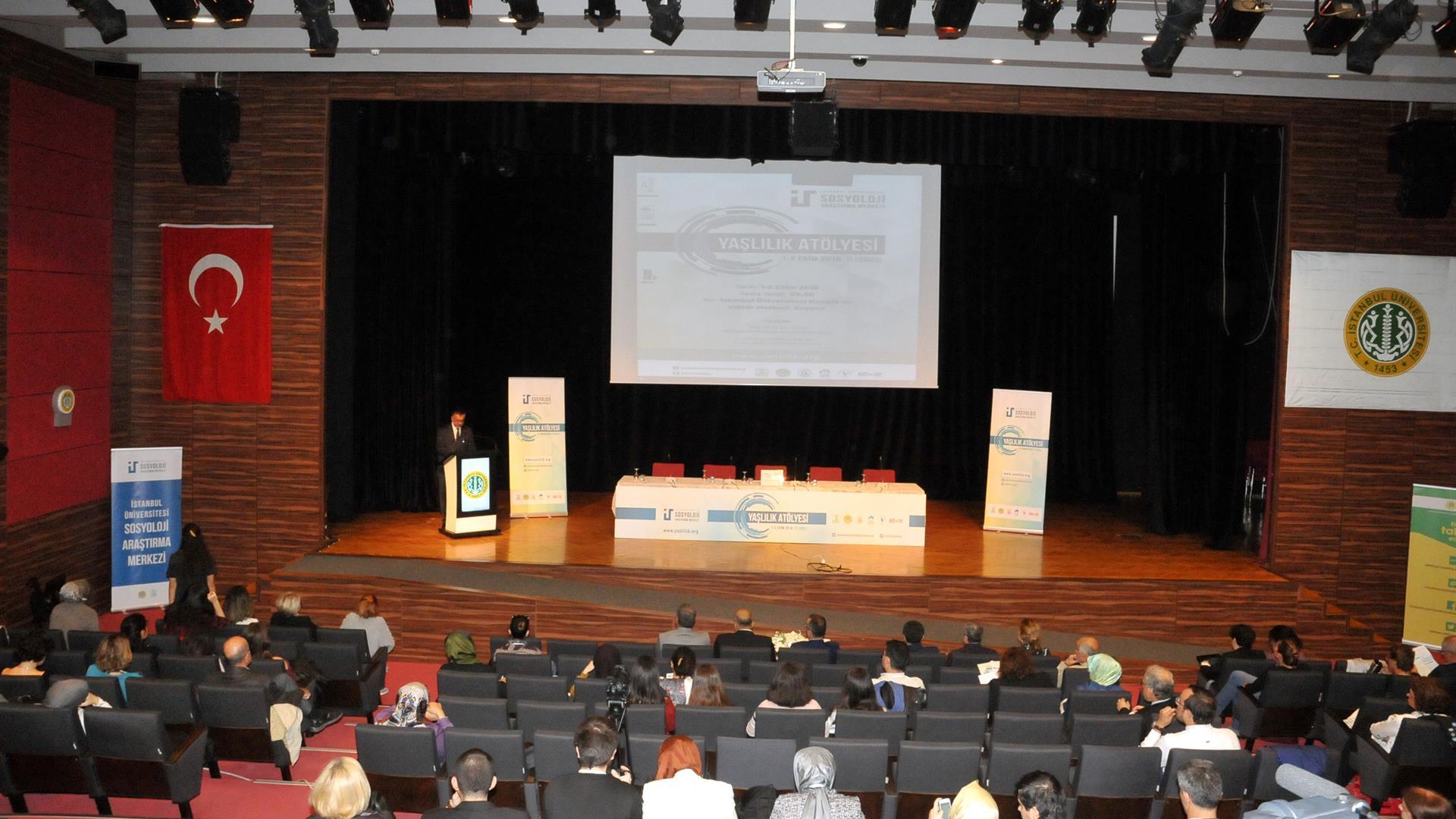 İstanbul-Üniversitesi'nde-Yaşlılık-Atölyesi-Gerçekleştirildi