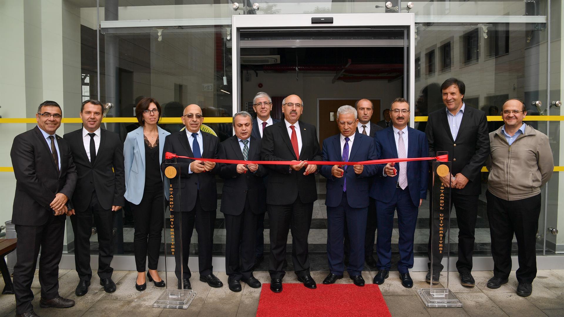 İÜ-İktisat-Fakültesi-Ek-Bina-2'nin-Açılış-Töreni-Gerçekleştirildi