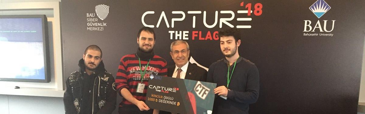 ctf siber güvenlik yarışma