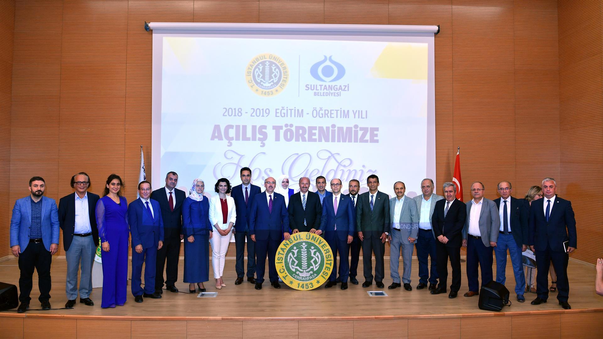 İstanbul-Üniversitesi-Cerrahpaşa-Sosyal-Bilimler-Meslek-Yüksekokulu-Akademik-Yılı-Açılış-Töreni-Gerçekleştirildi