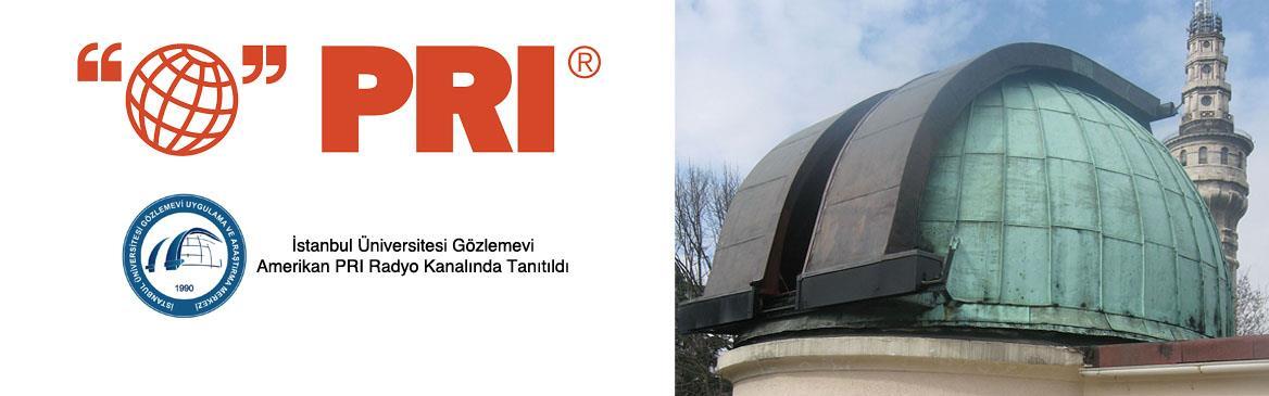 Astronomi PRI