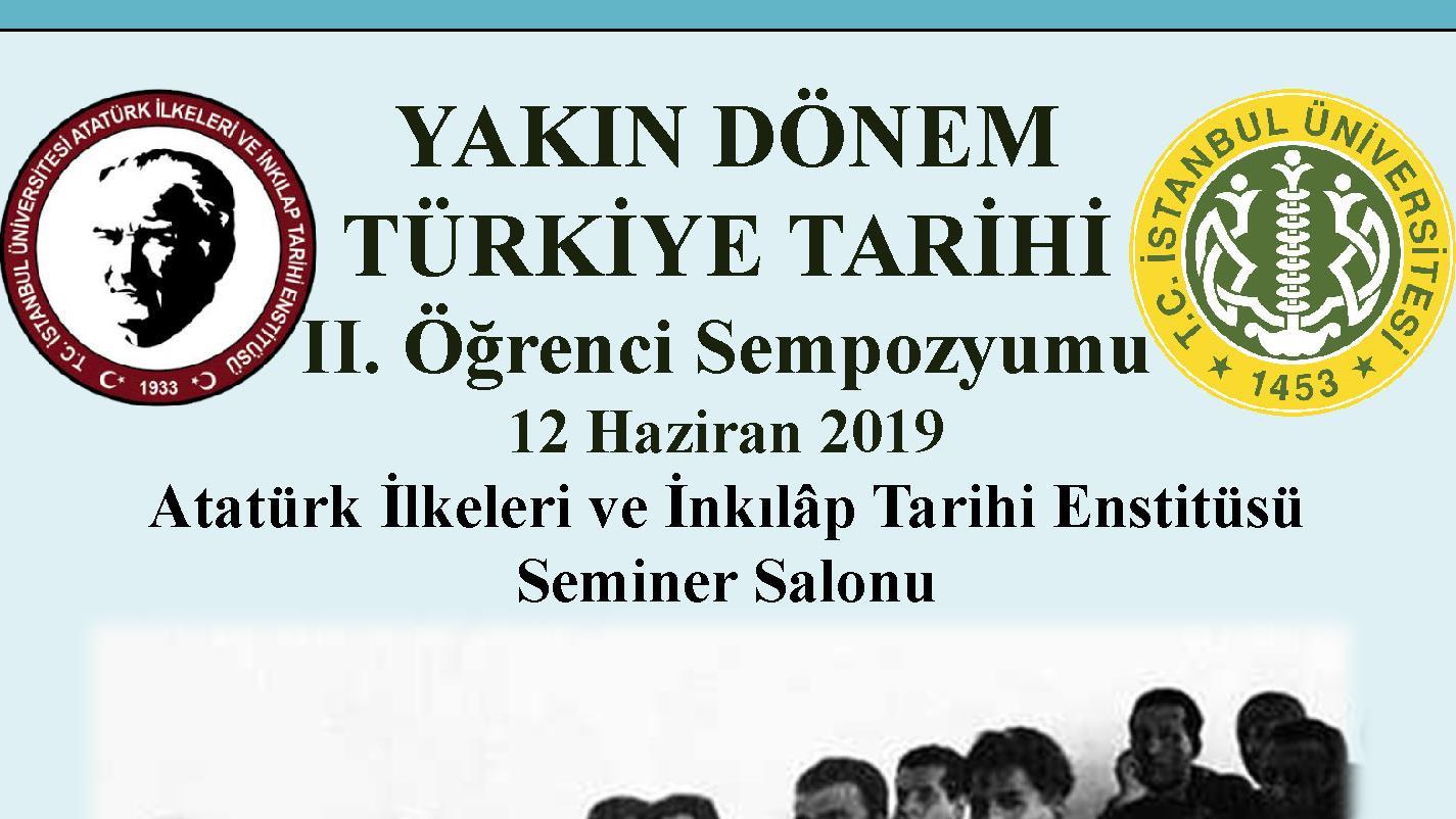Yakın-Dönem-Türkiye-Tarihi