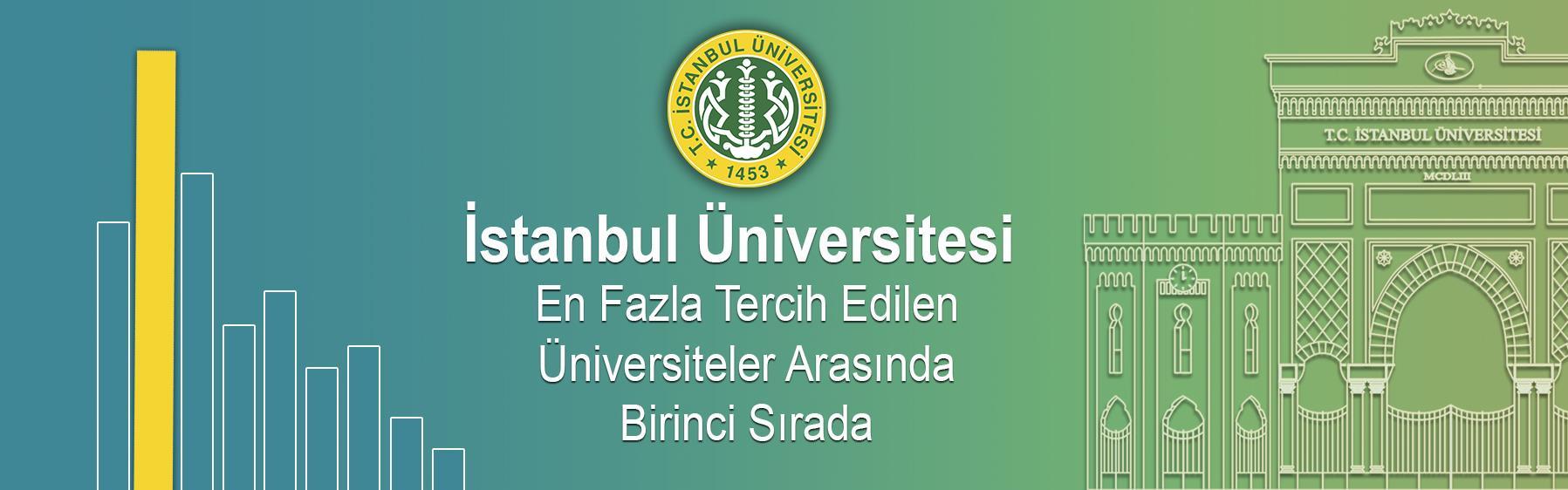 İstanbul-Üniversitesi-En-Fazla-Tercih-Edilen-Üniversiteler-Arasında-Birinci-Sırada