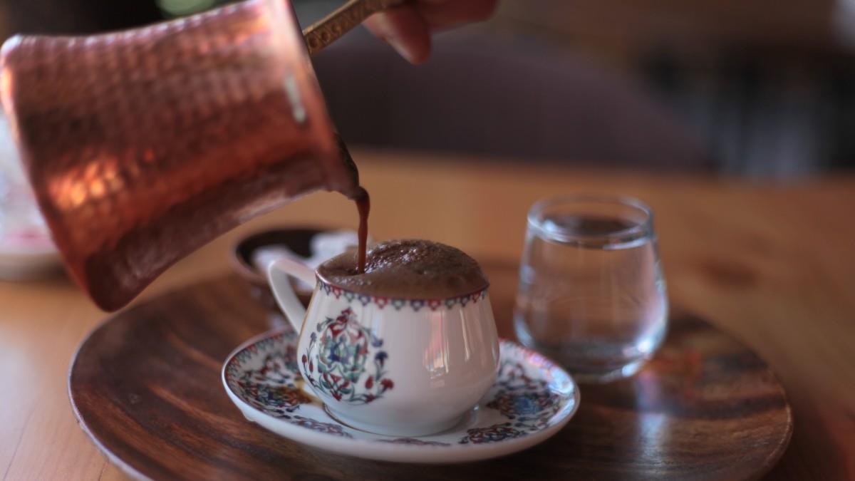 türk-kahvesi güney-kore