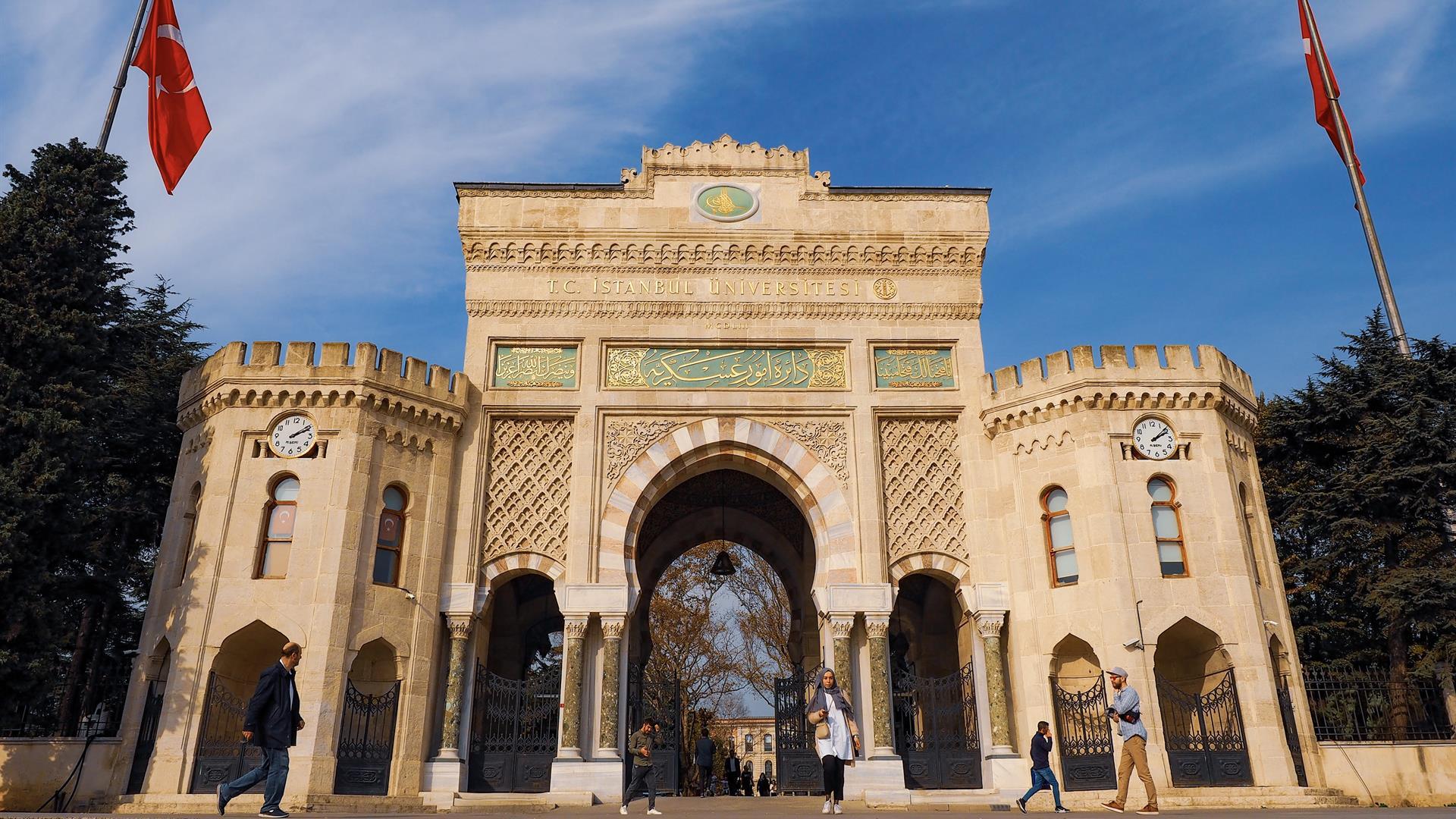üniversite sıralama istanbul-üniversitesi başarı