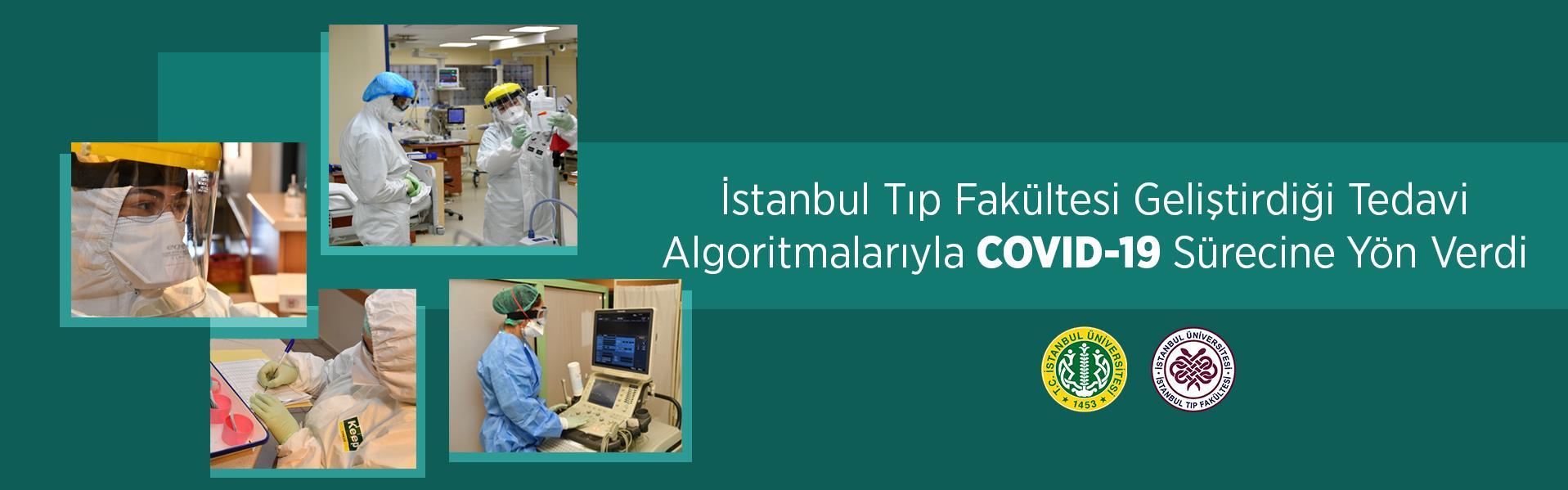 İstanbul-Tıp-Fakültesi COVID-19 Algoritma Başarı
