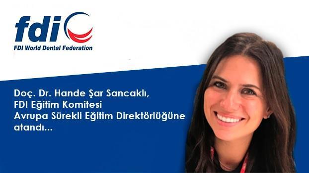 Doç.-Dr.-Hande-Şar-Sancaklı-FDI-Avrupa-Sürekli-Eğitim-Direktörlüğü'ne-Atandı