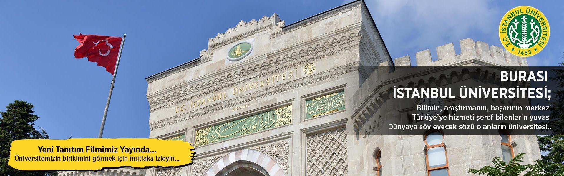 istanbul dünya üniversite