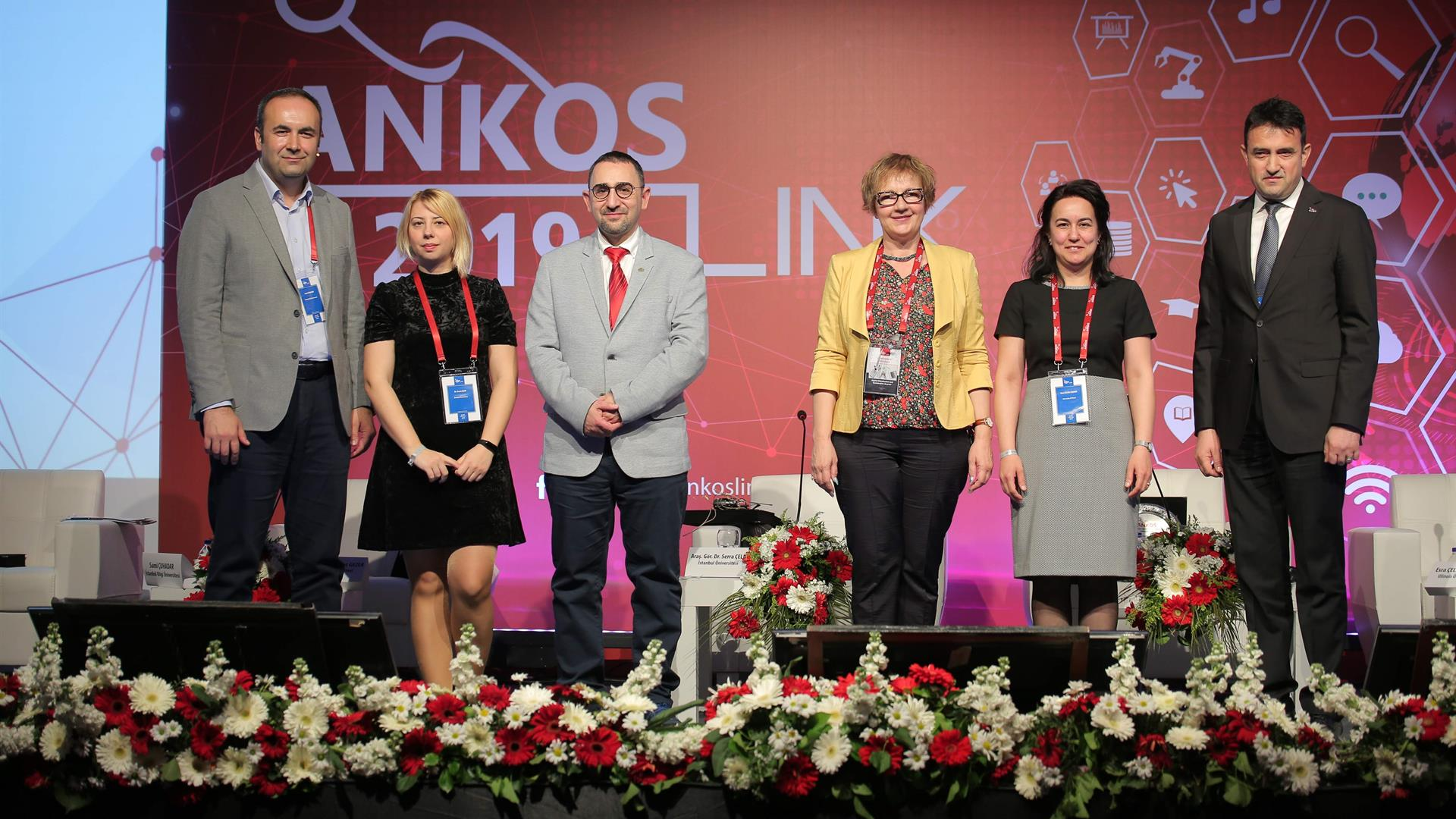 İstanbul-Üniversitesi-ANKOSLink2019-Uluslararası-Konferansı'na-Katıldı