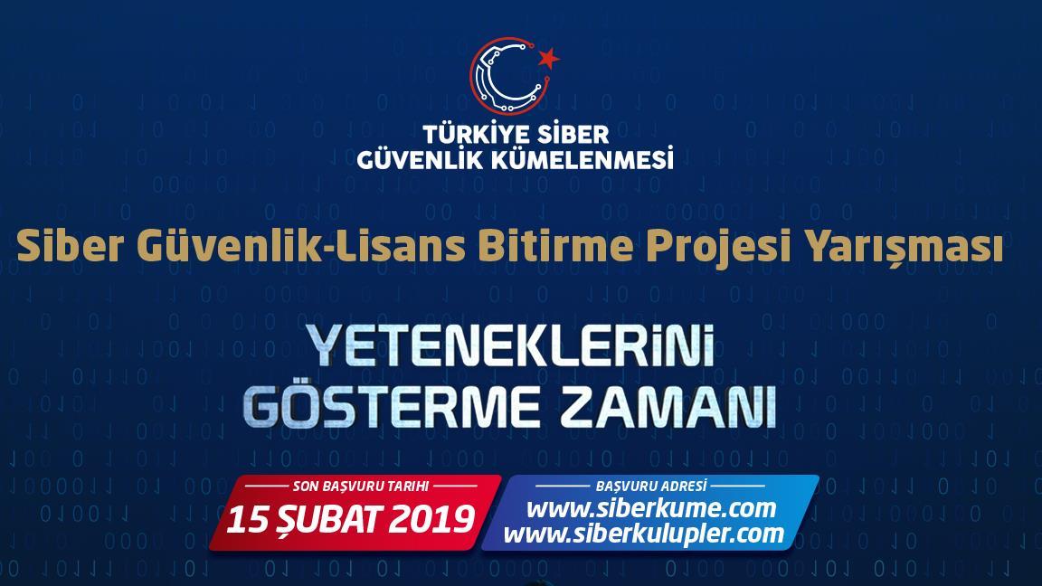 siber-güvenlik proje yarışma