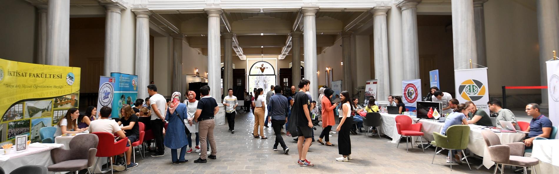 İstanbul-Üniversitesi-Tercih-ve-Tanıtım-Günleri-2019'un-İlk-Bölümü-Sona-Erdi