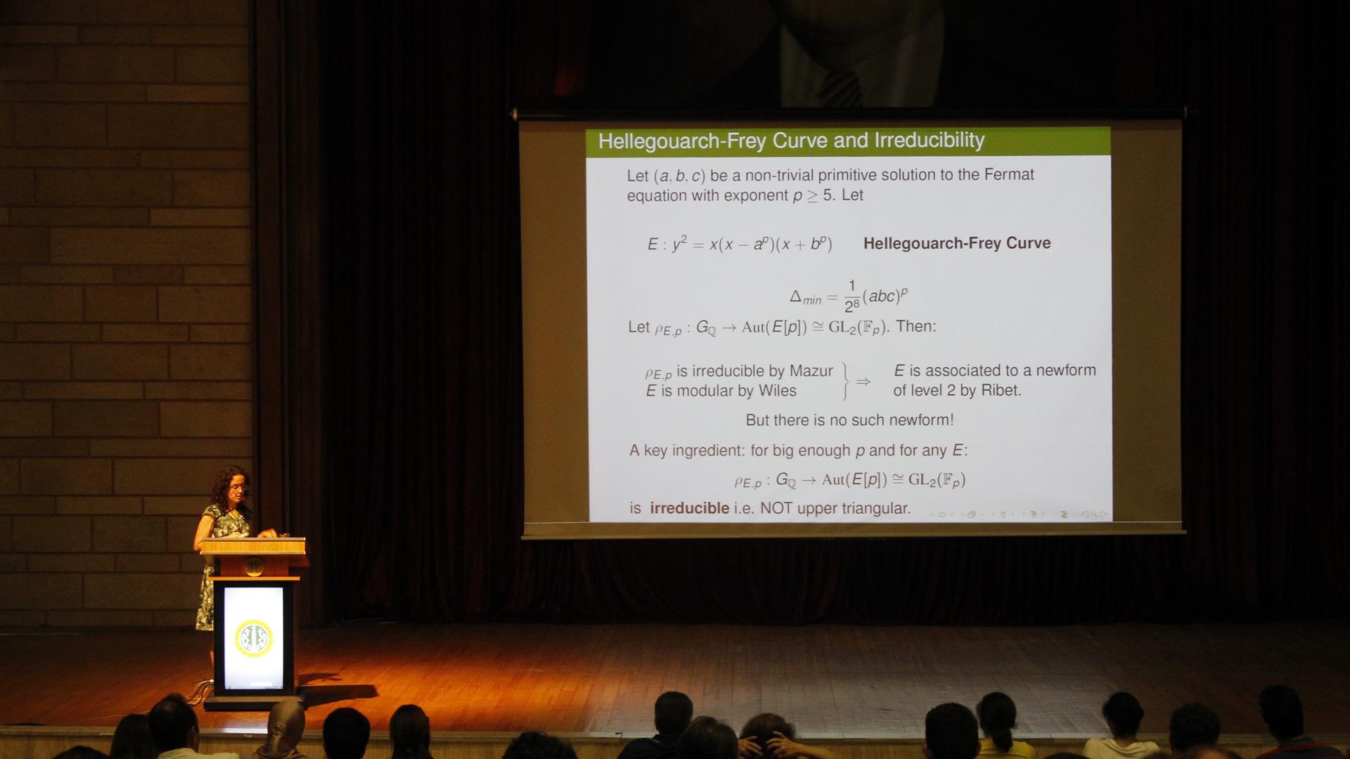 """""""Uluslararası-Aritmetik-Günleri-Konferansı""""-İstanbul-Üniversitesi'nde-Gerçekleştiriliyor"""