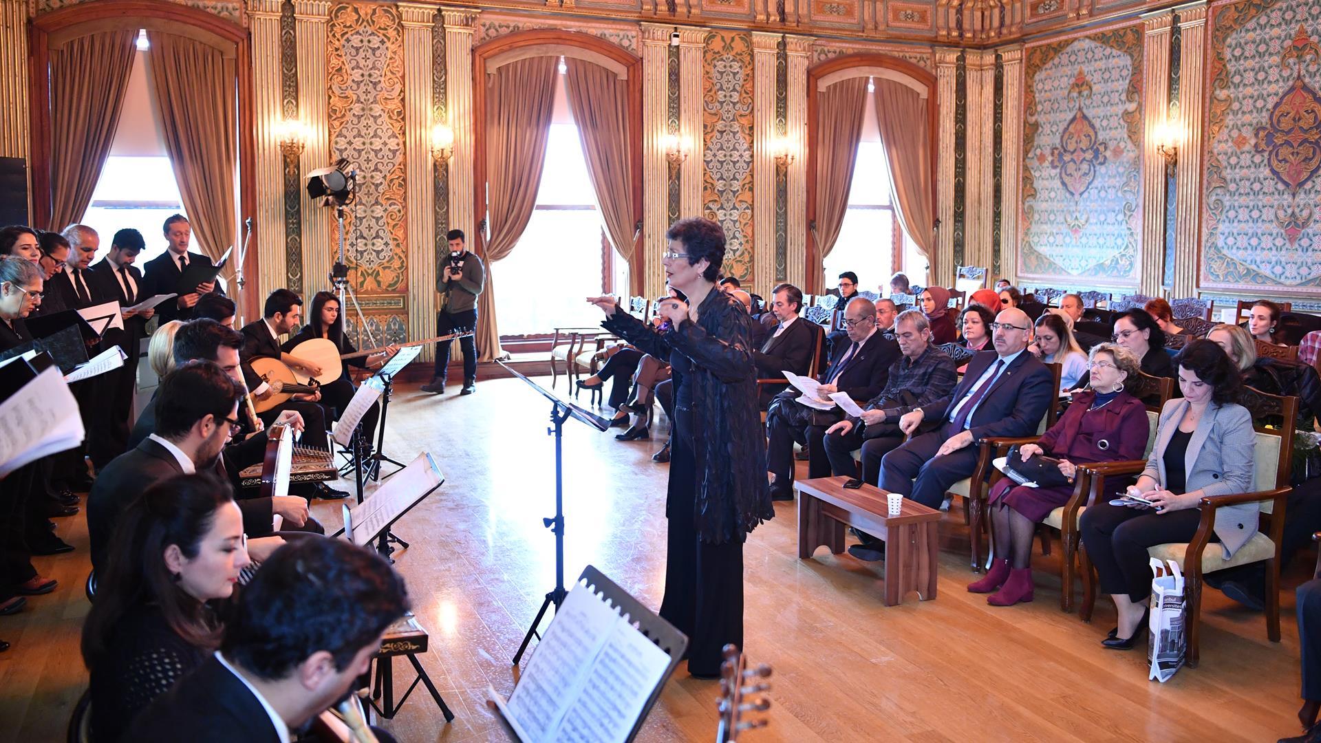 İÜ-OMAR-Konseri-İstanbul-Üniversitesi-Rektörlük-Binası-Mavi-Salon'da-Gerçekleştirildi