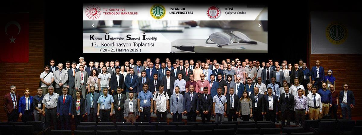 küsi istanbulüniversitesi toplantı etkinlik