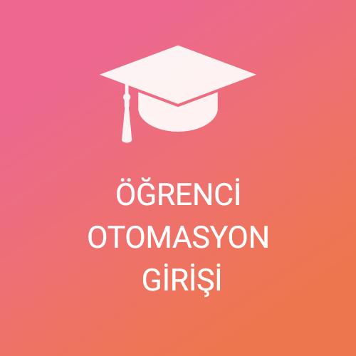 Öğrenci Otomasyon Sistemi (AKSİS)
