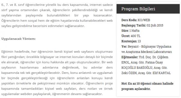 2014-10-08 10-18-28 Web Sitesi Geliştirme   İ.Ü. Çocuk Üniversitesi - Google Chrome