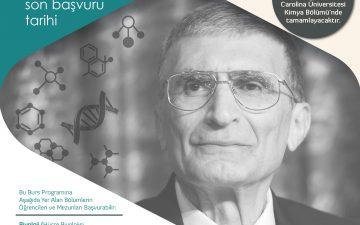 Prof. Dr. Aziz Sancar Doktora Bursu  Hakkında