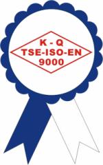 TS EN ISO 9001:2008 Kalite Belgesi
