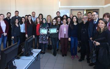 Araştırma Yöntembilimi ve Biyoistatistiksel Değerlendirmeye Giriş Çalıştayı Yapıldı