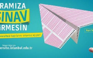 İstanbul Üniversitesi kapılarını sınavsız açıyor