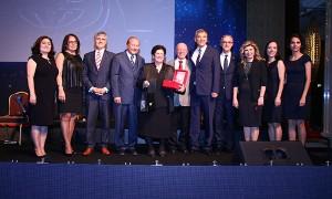 TEB Yaşam Boyu Onur Ödülü Sahibi Prof. Dr. Afife MAT