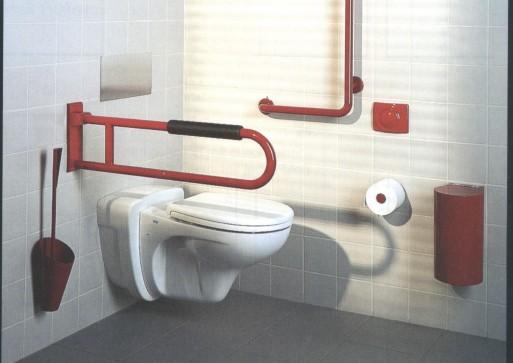 Özürlüye uygun tuvalet 2