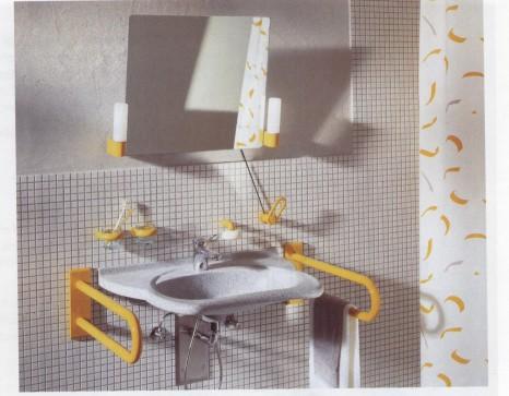 Ayna yüksek lavabo(2)