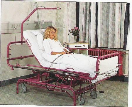 Hasta yatağı 2