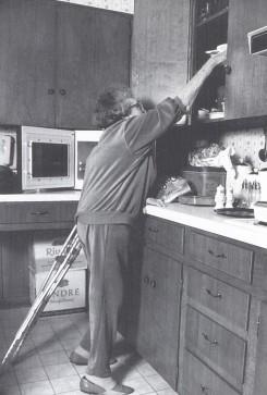 Mutfakta uzanma