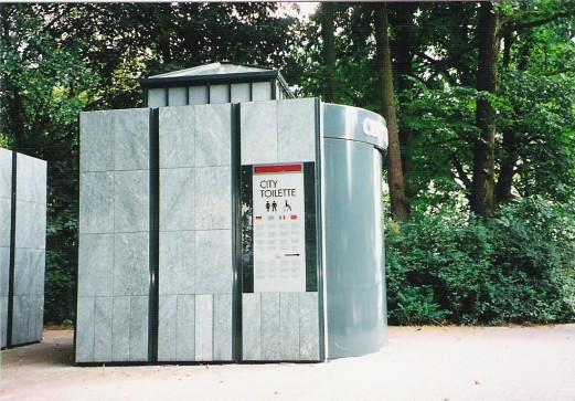 Seyyar tuvalet 1