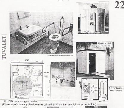 tuvalet x1