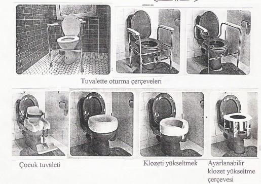 tuvalet x4