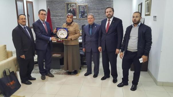 Fas Yüksek Öğretim Bakanı Naibi, Cemile el-Musalli