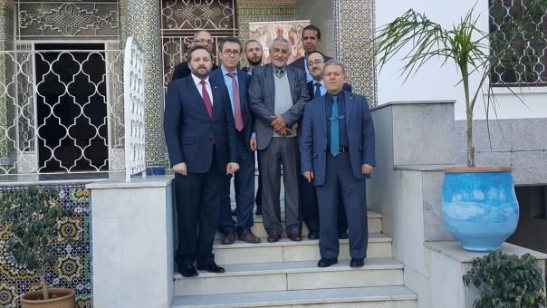 Muhammed es-Sadis  Kıraat ve Kuran Araştırmaları Enstitüsü Müdürü