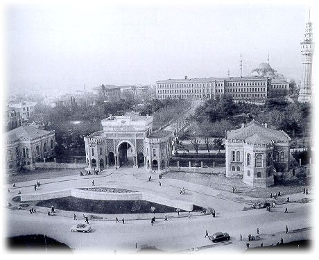Istanbul uni eski