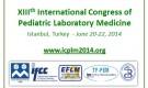 13. Uluslararası Pediatrik Laboratuar Tıp Kongresi