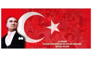 23 Nisan Ulusal Egemenlik ve Çocuk Bayramı 2015