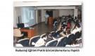 Radyoloji Eğitimi Pratik Görüntüleme Kursu Yapıldı