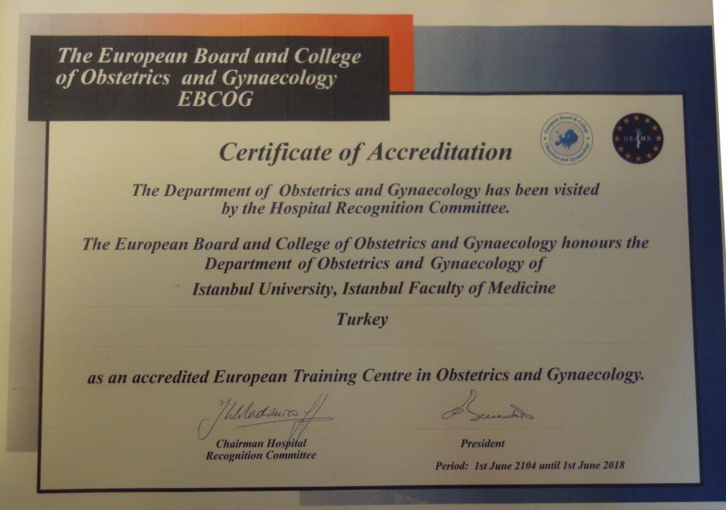 ebcog sertifika