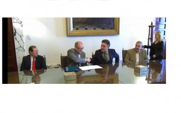 Prof. Dr. Levent Ertuğrul, Arjantin Universidad Nacional Del Litoral'de 15 gün süresince Tıp ve Biyokimyasal Bilimler Fakültesi Öğrencilerine Ders Verdi.