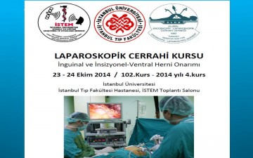 Laparoskopik Cerrahi Kursu
