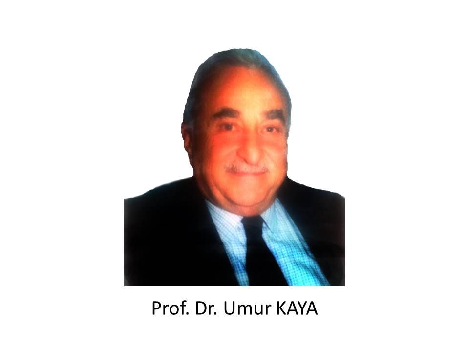 Prof. Dr. Umur KAYA