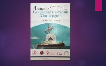 4. Ulusal Laboratuvar Hayvanları bilim Kongresi