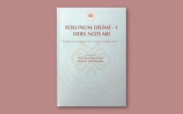 Solunum 1 Ders Notu Kitabı
