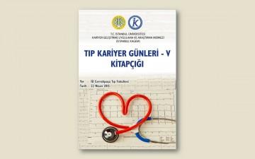 Kariyer Merkezi, Tıp Kariyer Günleri'nin Beşinci Kitapçığını Yayımladı